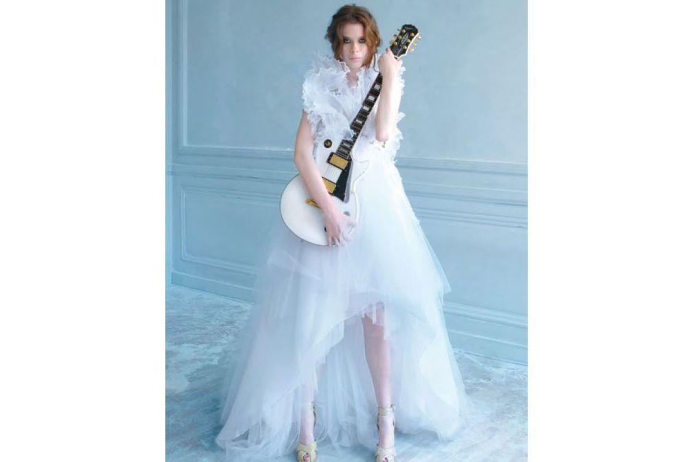 Robe de mariée rock : 12 robes de mariée