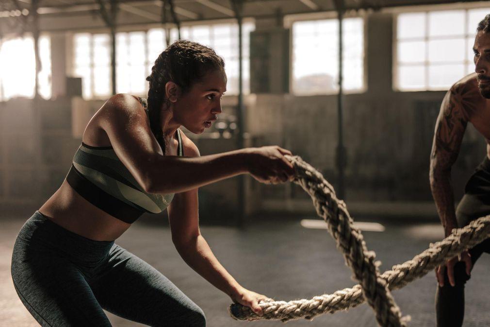 22 exercices pour débuter en Crossfit