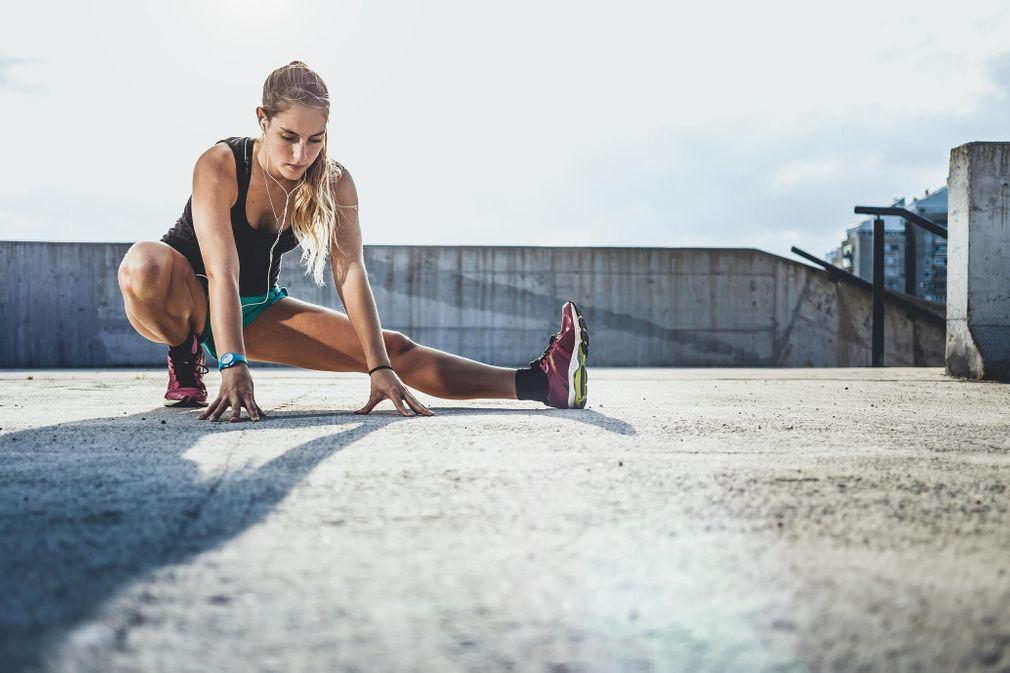 Quels étirements après un running ?