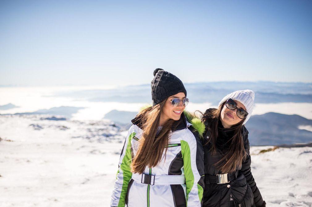 Que faire à la montagne quand on ne sait pas skier ?