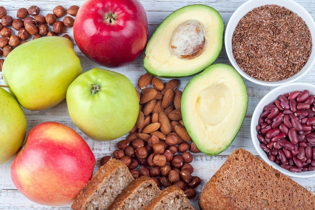 20 aliments à index glycémique bas