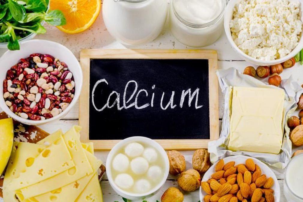 Lista de alimentos más ricos en calcio