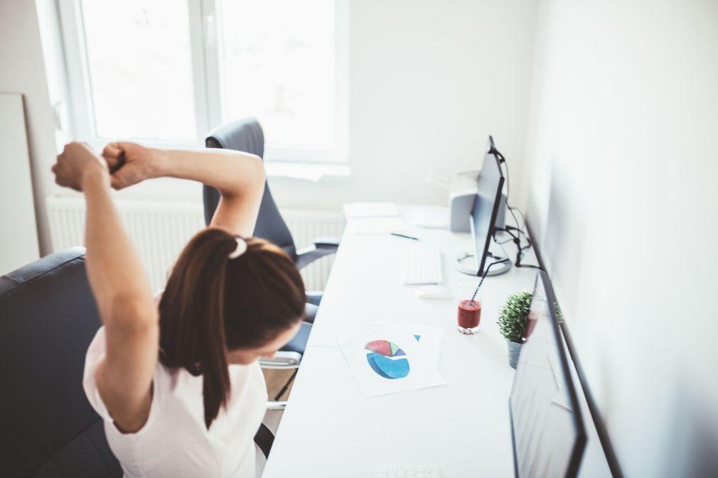 Travailler en été : comment rester motivé ?