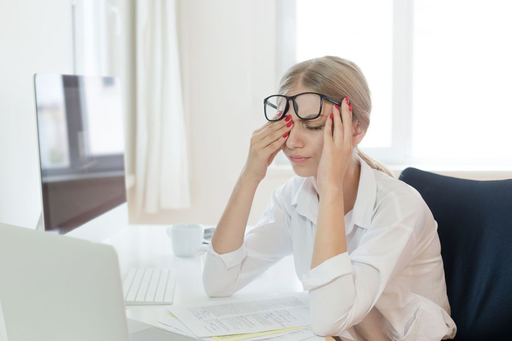 Que cachent ces troubles de la vision ?