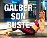 Galber son buste