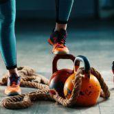 10 exercices à faire avec une kettlebell