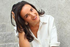 Marie Bochet, nouvelle égérie L'Oréal Paris