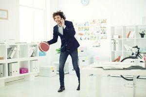 83% des Français désirent pratiquer une activité physique au travail