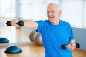 La musculation accroitrait l'espérance de vie des seniors