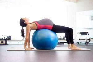 Du sport pendant la grossesse réduirait le risque d'avoir un bébé trop gros