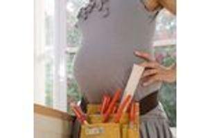 Les solvants nocifs pour les femmes enceintes