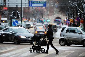 Les promenades en poussette dangereuses pour la santé des bébés