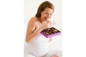Prendre trop de poids pendant la grossesse donne de plus gros bébés