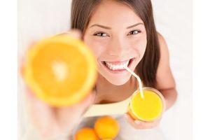 La vitamine C protégerait des risques d'AVC
