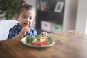 Une alimentation saine fait-t-elle le bonheur des enfants ?