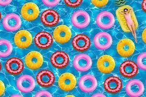 Casse-tête : arriverez vous à trouver le donut parmi les bouées en moins de 22 sec ?