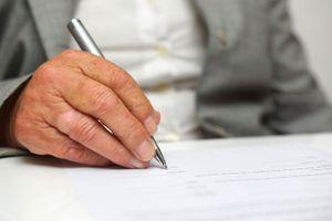 Fin de vie : rares sont ceux qui couchent leurs souhaits sur papier