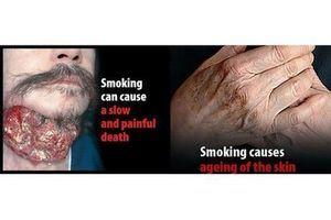Les images choc au dos des paquets peu efficaces pour arrêter de fumer