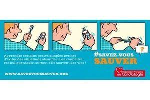 Premiers secours : 44 % des Français savent agir lors d'un accident