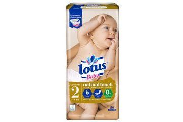 Lotus Baby Natural touch