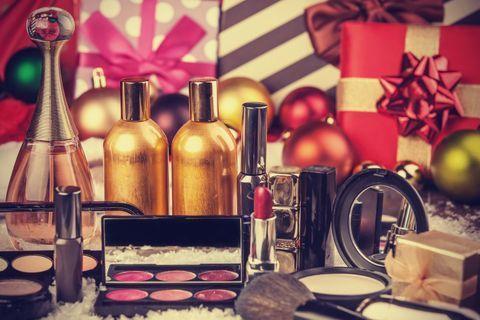 Sélection de Noël : faites le plein d'idées beauté !