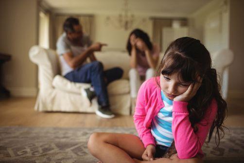 Fessées et autres violences éducatives