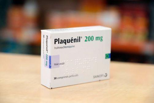 Covid-19 coup d'arrêt pour l'hydroxychloroquine en France