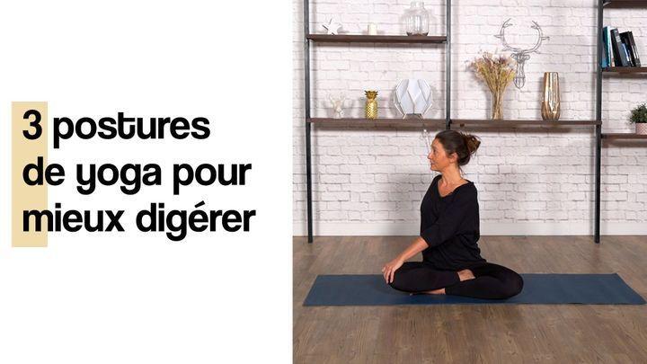 yoga pour digérer