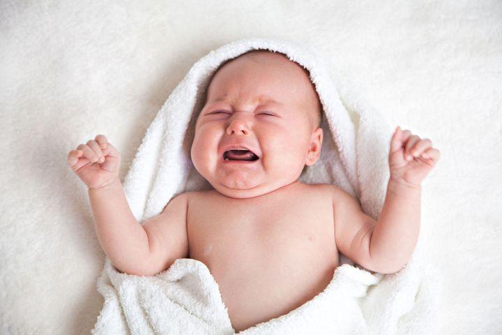 pleurs bébé