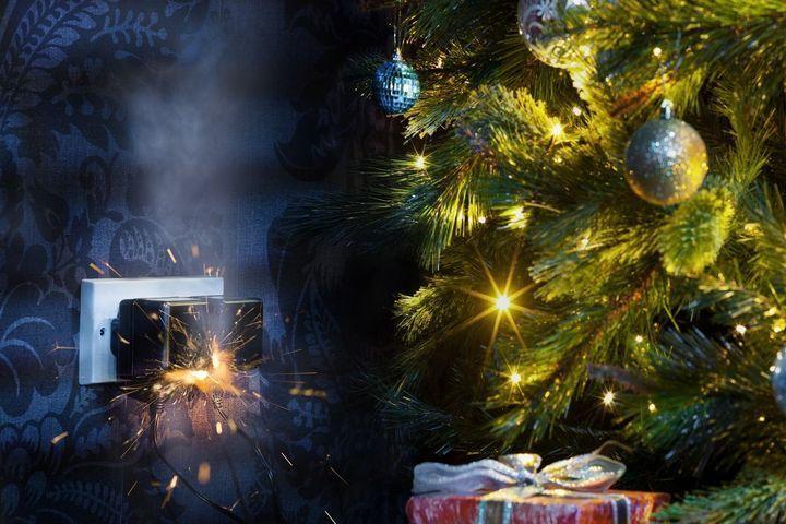 Eviter les accidents domestiques à Noël
