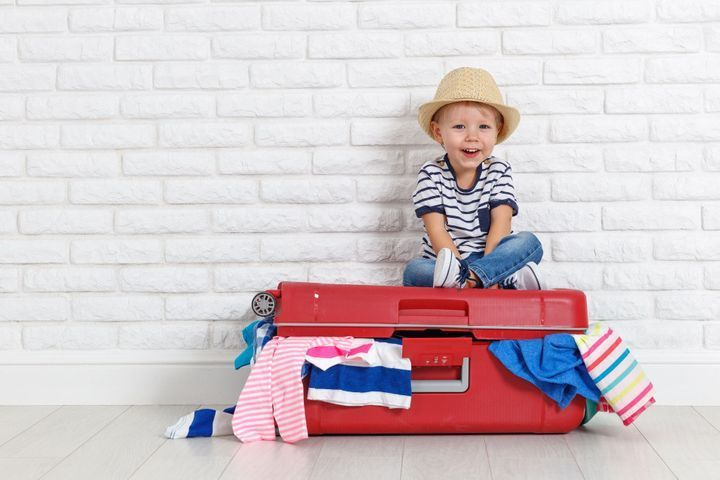 Valise des enfants : Liste à cocher pour ne rien oublier avant le départ