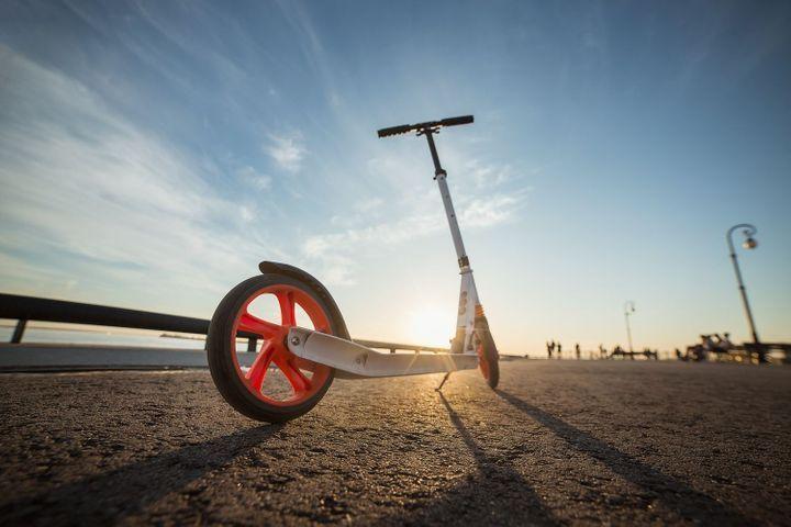 Vélo, trottinette... Eviter les moyens de transports en commun tout en étant écolo et sportif