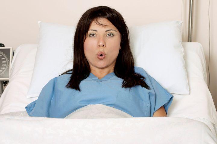 dilatation du col