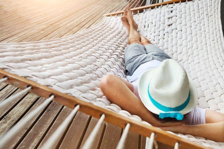 stress en vacances