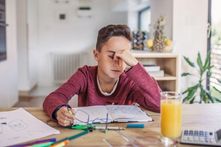 Confinement : les signes d'un enfant stressé
