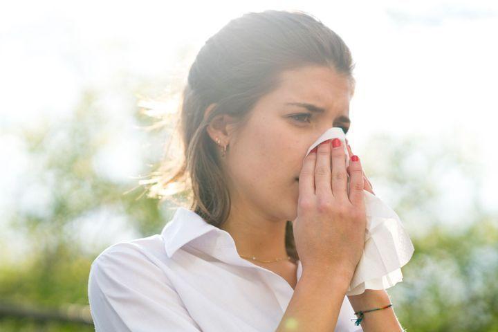 Allergie aux pollens de graminées