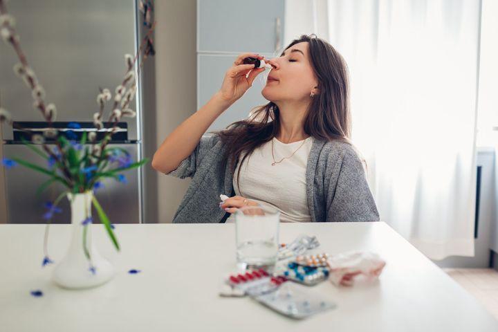 Allergie et automédication