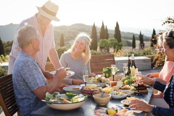 Diminuer le taux de cholestérol pendant l'été