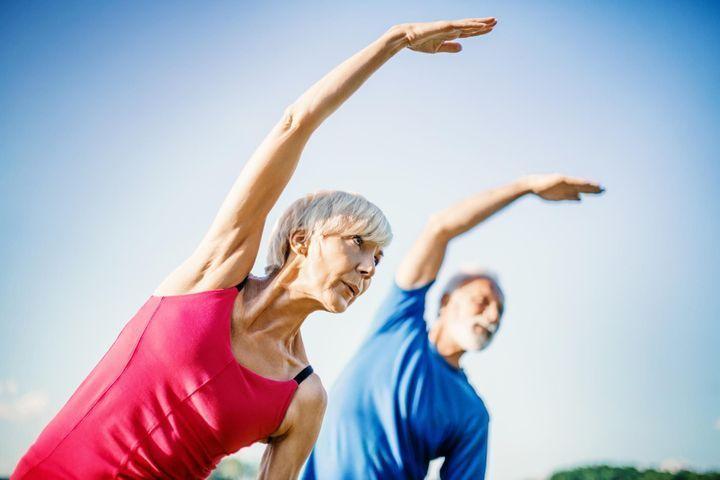Peut-on faire du sport lorsqu'on a de l'hypertension..