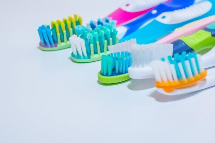 Choix de brosse à dents