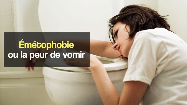 peur de vomir
