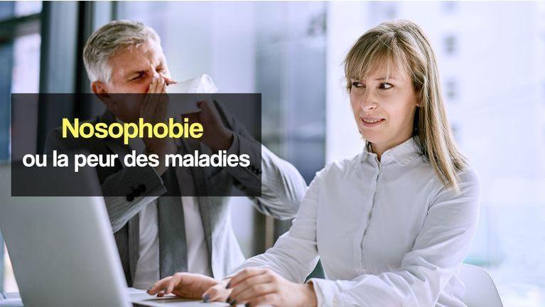 nosophobie ou la peur des maladies