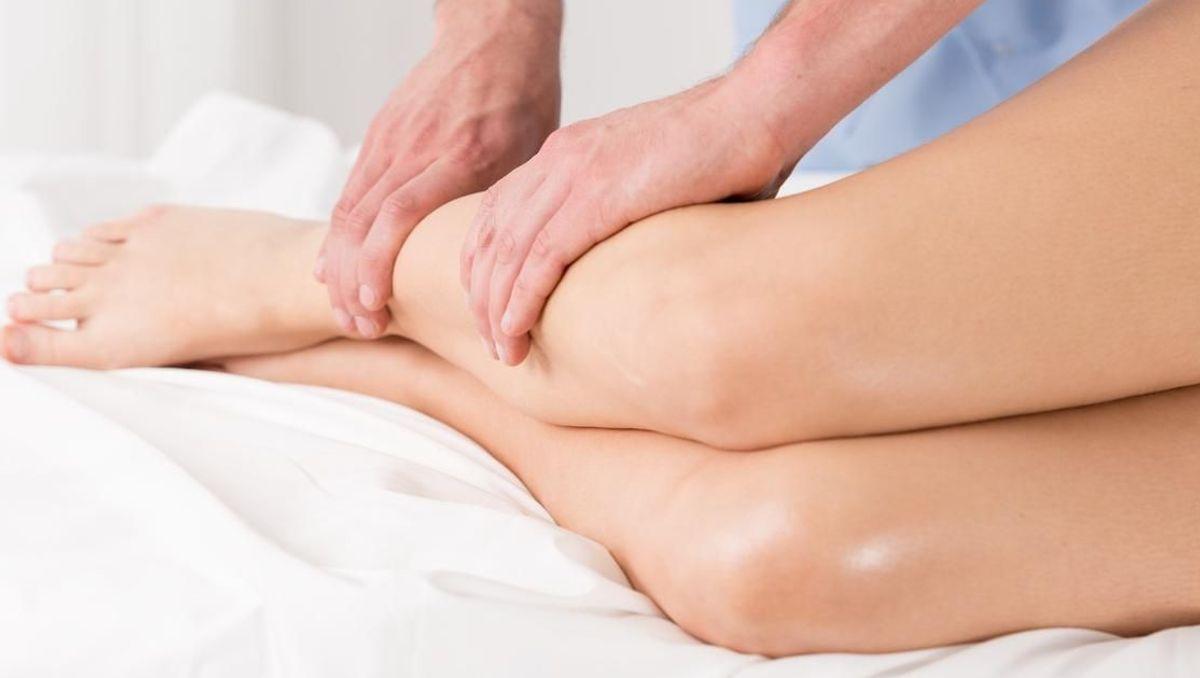 varicoză masaj
