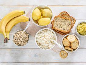 Quels aliments manger contre la diarrhée?