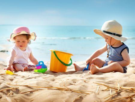 Solaire : la protection idéale des enfants