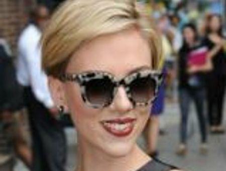 Coiffures Scarlett Johansson