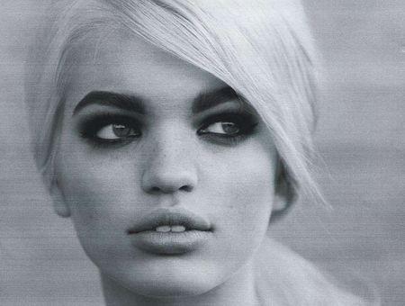 Tendance Beauté : le sourcil s'affirme