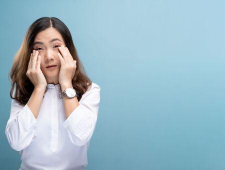 Comment lutter contre les yeux gonflés ?