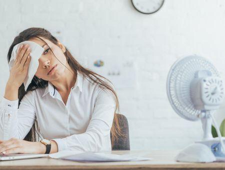 10 conseils pour éviter la transpiration