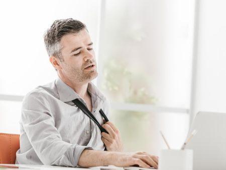 Transpiration excessive : les traitements de l'hyperhidrose